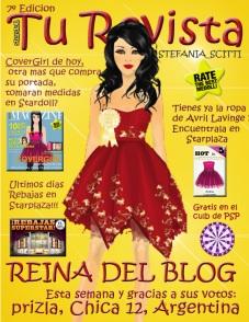 Reina del Blog Prizla