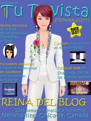 Nenaharling Reina del Blog