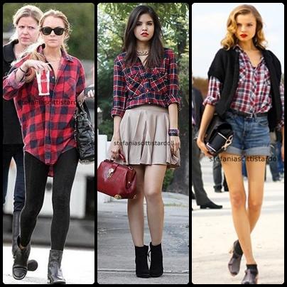 Como_combinar_camisa_cuadros_celebrities_2
